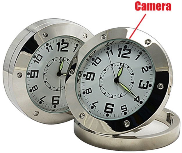 Table-spy-camera-clock in hyderabad